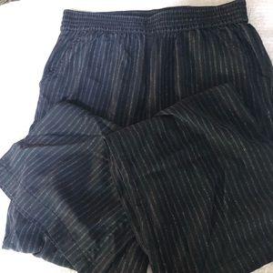 Joie wide-leg silk pants
